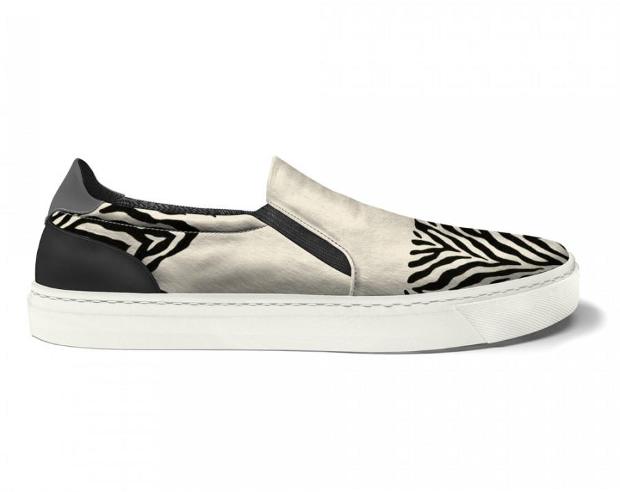 Neutral Zebra B01